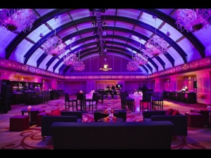 JW Marriott Chicago New Years Eve party Lounge